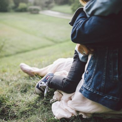 Being a Wife, Mother, and Child