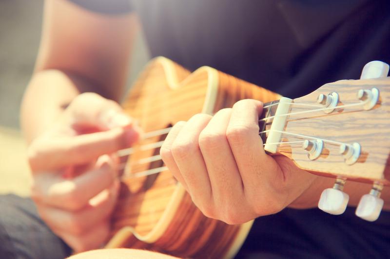 New Hobby- Ukulele Playing